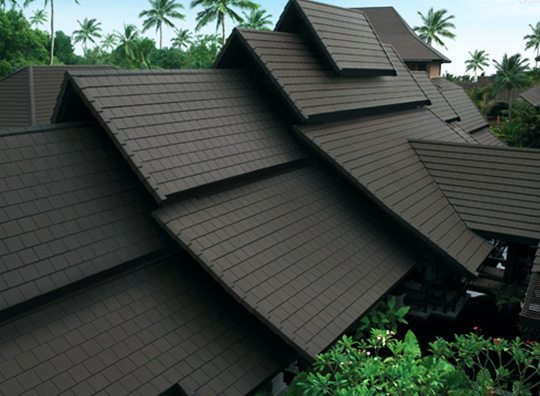 Prestige Flat Single Tone Modern Roofing Center