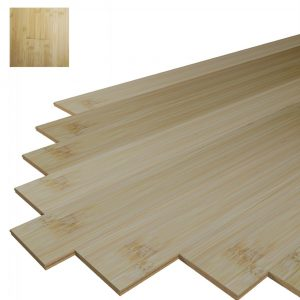 MUZU HORIZONTAL BAMBOO FLOORS - NATURAL