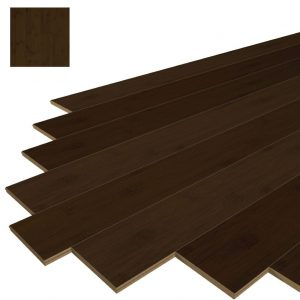 MUZU HORIZONTAL BAMBOO FLOORS - WENGUE