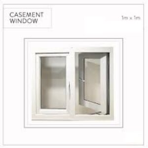CASEMENT UPVC WINDOW
